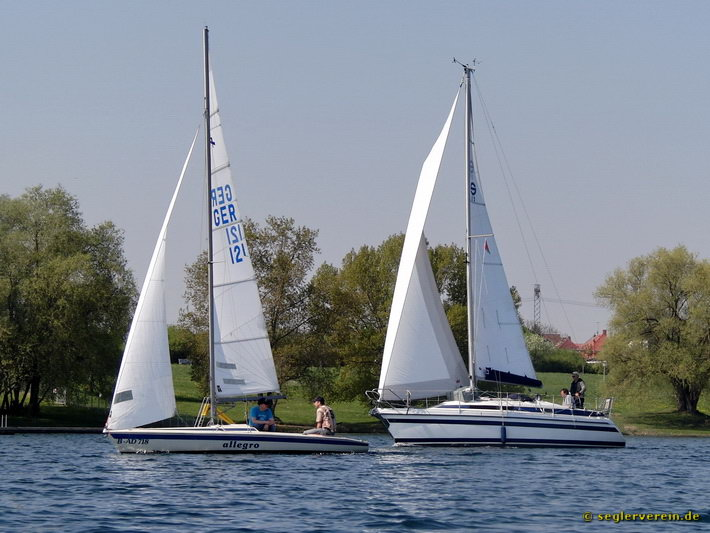 Ansegeln 23.04.2011 Kulkwitzer See