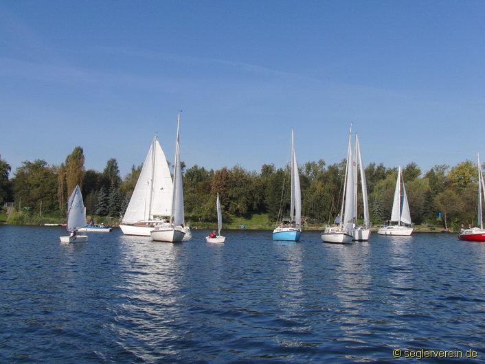 Herbstregatta 2011 Kulkwitzer See