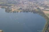 Kulkwitzer See zur EXPOVITA Regatta 2016