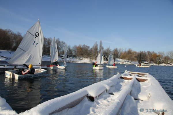 29. Nikolausregatta 4.12.2010 Kulkwitzer See