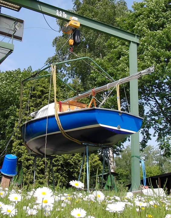 Untertwasserschiff