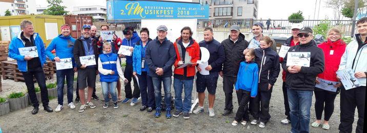 EythraCup-2018 Pokal Kielboote